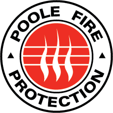 Poole Fire Protection Logo