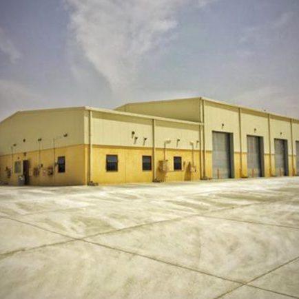 Cairo West air base facility